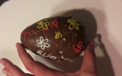 Cuciniamo insieme: uova di cioccolato!