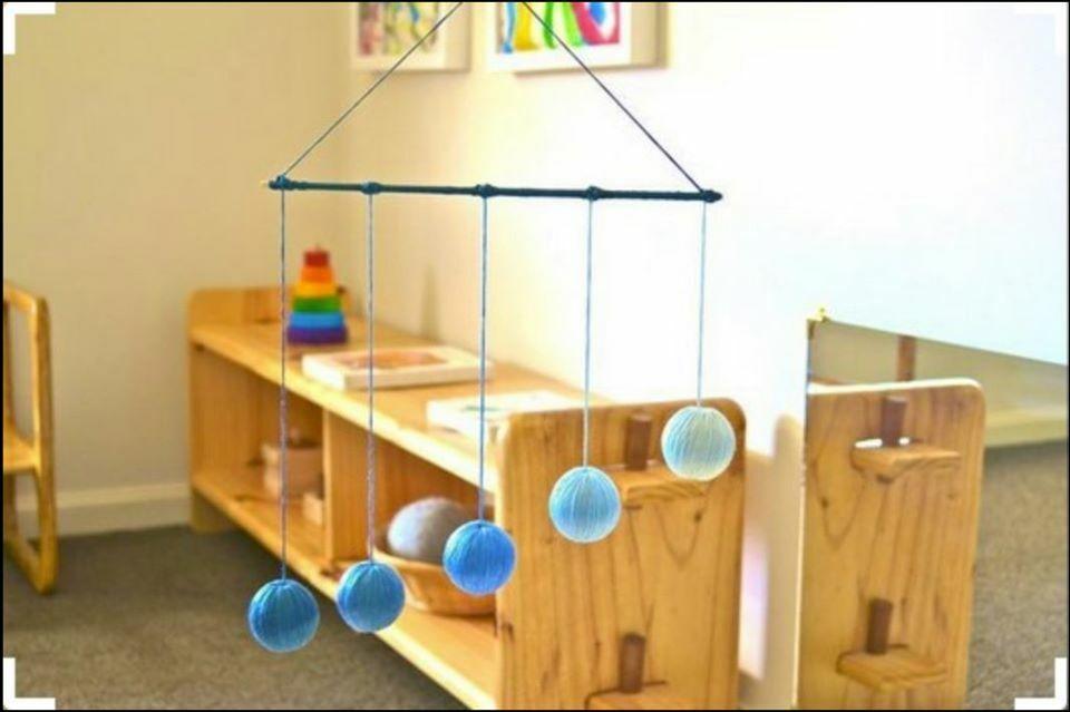 Giostrine Montessori Per La Culla (E Non Solo…) – Diy Workshop