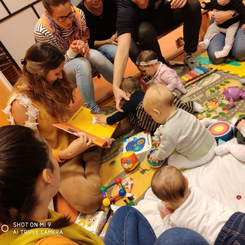 libri e racconti per neonati e bebè