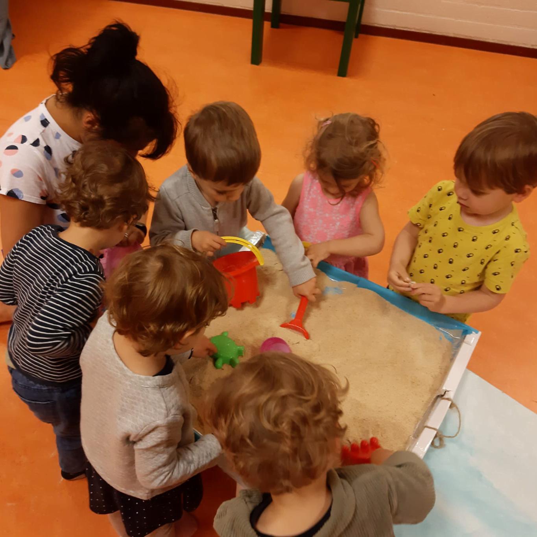 Storie da giocare per Mini e Midi da 1 a 3 anni