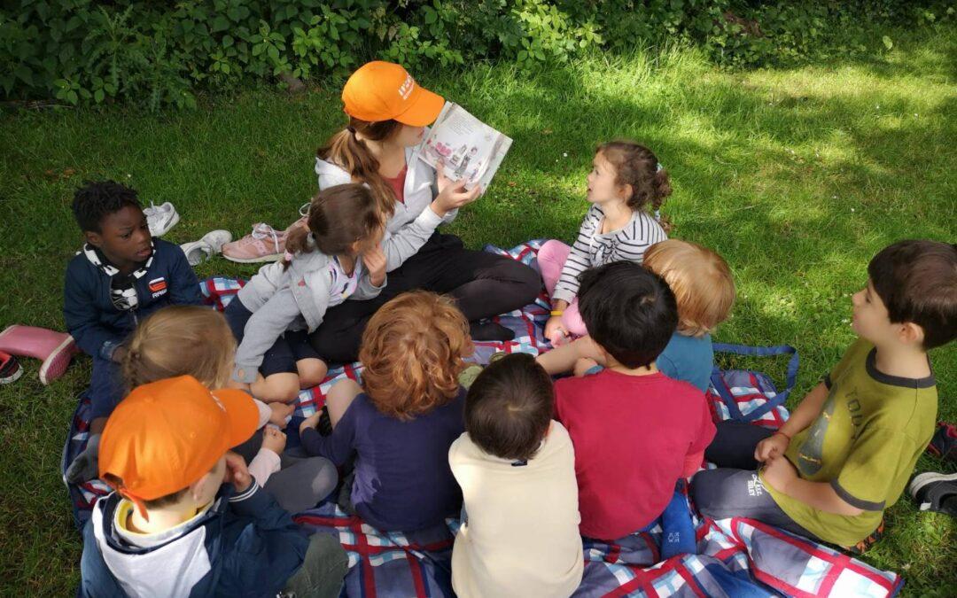 Libri per bambini su Riciclo e Consumi Responsabili / Green Kids Books