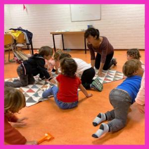 laboratorio per bambini dai 4 ai 6 anni