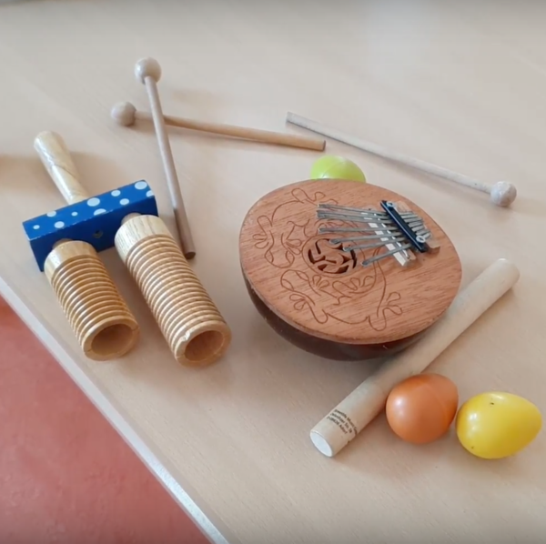 piccoli strumenti per imparare la musica