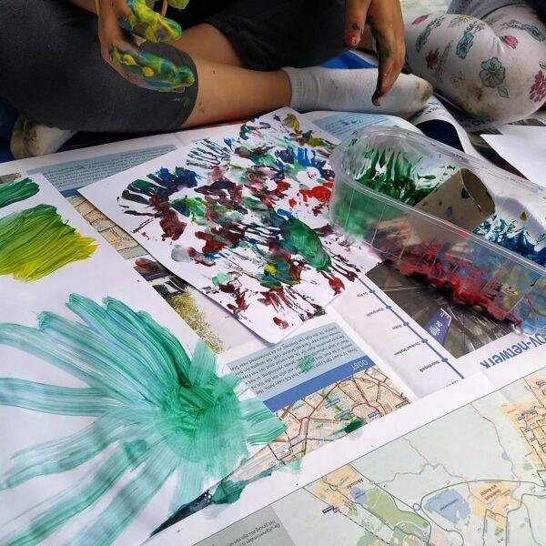 Camp Herfstvakantie creatività