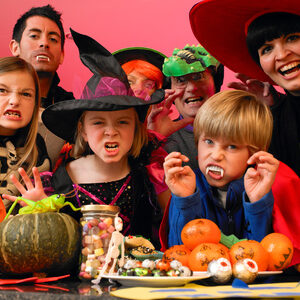 Aperifesta di Halloween Stivaletto