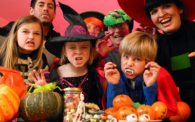Arriva l'aperifesta di Halloween!